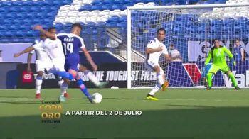 Prende TV TV Spot, 'Copa Oro' [Spanish]