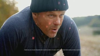 Nugenix GH-Boost TV Spot, 'Get Back to Work' Featuring Andy Van Slyke - 210 commercial airings