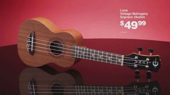 Guitar Center TV Spot, 'Fourth of July: Luna, Epiphone' - Thumbnail 6