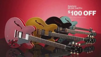 Guitar Center TV Spot, 'Fourth of July: Luna, Epiphone' - Thumbnail 8