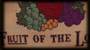 Fruit of the Loom TV Spot, 'Made True' - Thumbnail 1