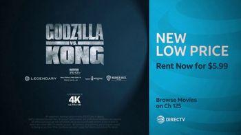 DIRECTV Cinema TV Spot, 'Godzilla vs. Kong' - Thumbnail 9