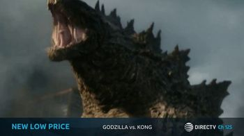 DIRECTV Cinema TV Spot, 'Godzilla vs. Kong' - Thumbnail 7