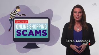 AARP Services, Inc. TV Spot, 'Online Shopping Scams'