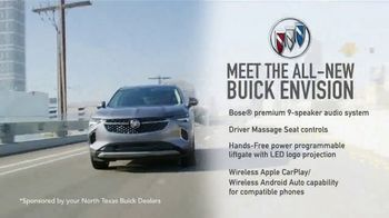 Buick Envision TV Spot, 'Designed and Refined' [T2] - Thumbnail 1