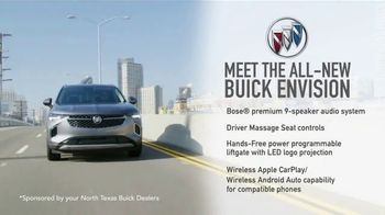 Buick Envision TV Spot, 'Designed and Refined' [T2] - Thumbnail 2