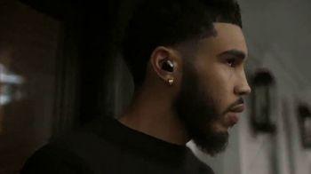 Beats Audio Studio Buds TV Spot, 'For Jayson Tatum, It's the Music'