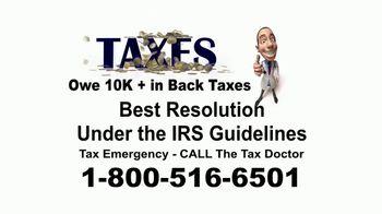 The Tax Doctor TV Spot, 'Audit'