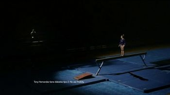 Trulicity TV Spot, 'Olympics: All Eyes on You' con Laurie Hernandez [Spanish]
