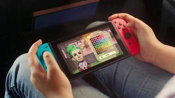 Nintendo Switch TV Spot, 'My Way: Miitopia'