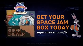 Super Chewer Space Jam: A New Legacy Box TV Spot, 'Tough Toys and Treats' - Thumbnail 8