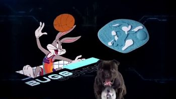 Super Chewer Space Jam: A New Legacy Box TV Spot, 'Tough Toys and Treats' - Thumbnail 4