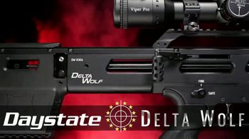 Daystate Delta Wolf TV Spot, 'The World's First Intelligent Air Rifle' - Thumbnail 1