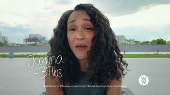 WW TV Spot, 'Goodbye Hello: Joanna: 60% Off' - Thumbnail 3