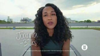 WW TV Spot, 'Goodbye Hello: Joanna: 60% Off' - Thumbnail 5