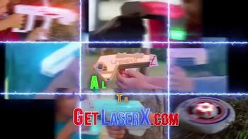 Laser X Revolution TV Spot, 'Quickly Get In the Game' - Thumbnail 7