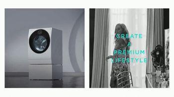 LG Signature TV Spot, 'Embraces Art & Technology' Featuring Lewis Hamilton, Olivia Palermo - Thumbnail 10