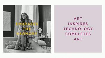 LG Signature TV Spot, 'Embraces Art & Technology' Featuring Lewis Hamilton, Olivia Palermo - Thumbnail 3
