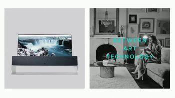 LG Signature TV Spot, 'Embraces Art & Technology' Featuring Lewis Hamilton, Olivia Palermo - Thumbnail 4