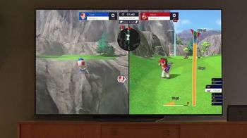 Nintendo Switch TV Spot, 'Mario Golf: Super Rush: Golf With A Mushroom Kingdom Twist'