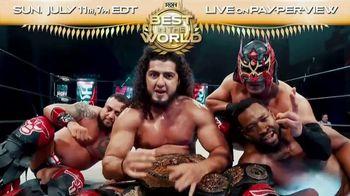ROH Wrestling TV Spot, '2021 Best in the World'