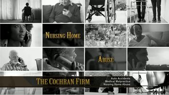 The Cochran Law Firm TV Spot, 'Nursing Home: The Right Lawyers' - Thumbnail 1