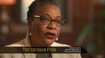 The Cochran Law Firm TV Spot, 'Nursing Home: The Right Lawyers' - Thumbnail 3