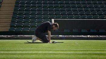 Wimbledon TV Spot, 'The Perfect Carpet' - 21 commercial airings