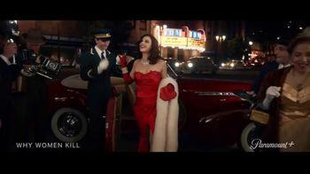 Paramount+ TV Spot, 'Why Women Kill'