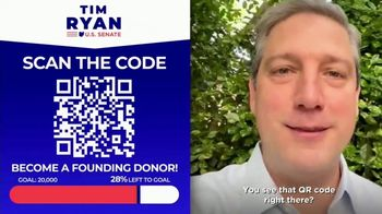 Tim Ryan for Ohio TV Spot, 'Join the Campaign: QR Code'