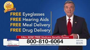 Medicare Benefits Hotline TV Spot, '2021 Medicare Benefits Review'