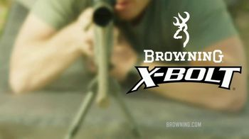 Browning X-Bolt TV Spot, 'Accuracy and Innovation' - Thumbnail 8