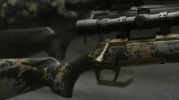 Browning X-Bolt TV Spot, 'Accuracy and Innovation' - Thumbnail 1