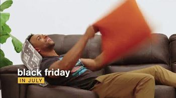 Ashley HomeStore Black Friday in July TV Spot, 'Save Up to 50% Off Storewide' - Thumbnail 1