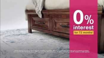 Ashley HomeStore Black Friday in July TV Spot, 'Save Up to 50% Off Storewide' - Thumbnail 4