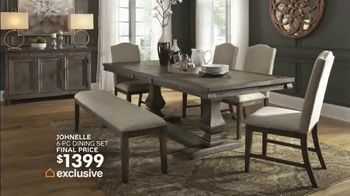 Ashley HomeStore Black Friday in July TV Spot, 'Save Up to 50% Off Storewide' - Thumbnail 5
