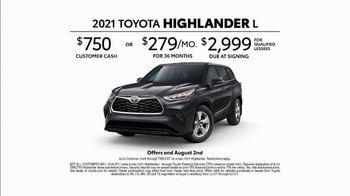 Toyota TV Spot, 'Show' Song by Laney Jones [T2] - Thumbnail 8