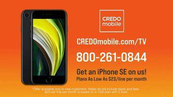 CREDO Mobile TV Spot, 'Values: iPhone SE' - Thumbnail 8