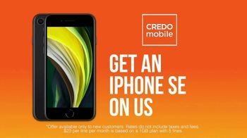 CREDO Mobile TV Spot, 'Values: iPhone SE' - Thumbnail 6
