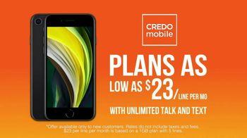CREDO Mobile TV Spot, 'Values: iPhone SE'