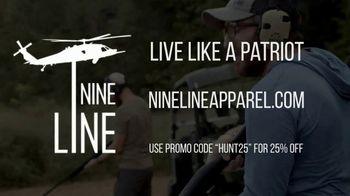 Nine Line Apparel TV Spot, 'Live Like a Patriot: 25% Off' - Thumbnail 10