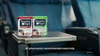 Breathe Right TV Spot, 'Strip On' - Thumbnail 10