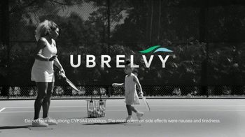 UBRELVY TV Spot, 'Anytime, Anywhere Migraine Medicine: No Offer' Featuring Serena Williams - 708 commercial airings
