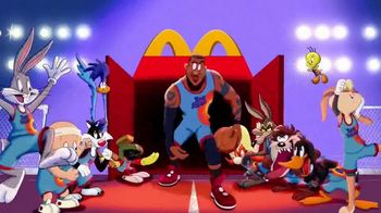 McDonald's Happy Meal TV Spot, 'Space Jam: A New Legacy: Own Your Style' Song by Lil Baby, Kirk Franklin