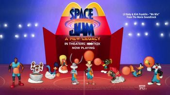 McDonald's Happy Meal TV Spot, 'Space Jam: A New Legacy: Own Your Style' Song by Lil Baby, Kirk Franklin - Thumbnail 9