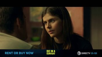 DIRECTV Cinema TV Spot, 'Die in a Gunfight'
