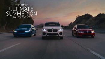BMW Ultimate Summer On Sales Event TV Spot, 'Make Your Summer Ultimate' [T2]