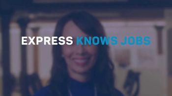 Express Employment Professionals TV Spot, 'Honest Days Work' - Thumbnail 8