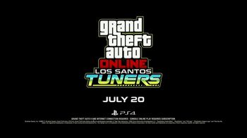Grand Theft Auto Online: Los Santos Tuners TV Spot, 'Welcome to the L.S. Party' Song by Nez - Thumbnail 9