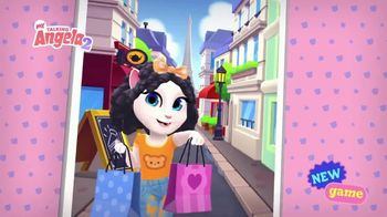 My Talking Angela 2 TV Spot, 'Our Time to Shine'